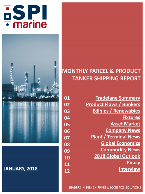 SPI Marine Monthly Report